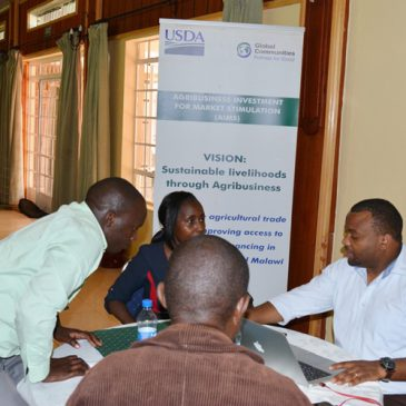 USDA/AIMS Supports Livestock Business-Business forum in Eldoret