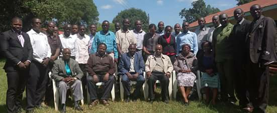 With Global Communities' Support,Bungoma County is Ready to Formulate Co-operative Law