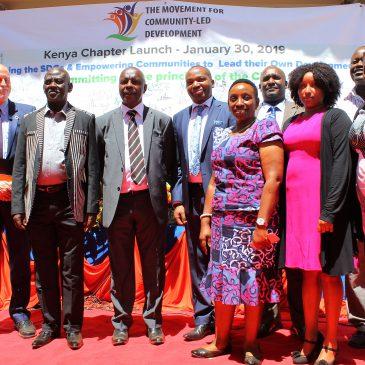 The Community-led Development (CLD)Movement LaunchesKenya Chapter
