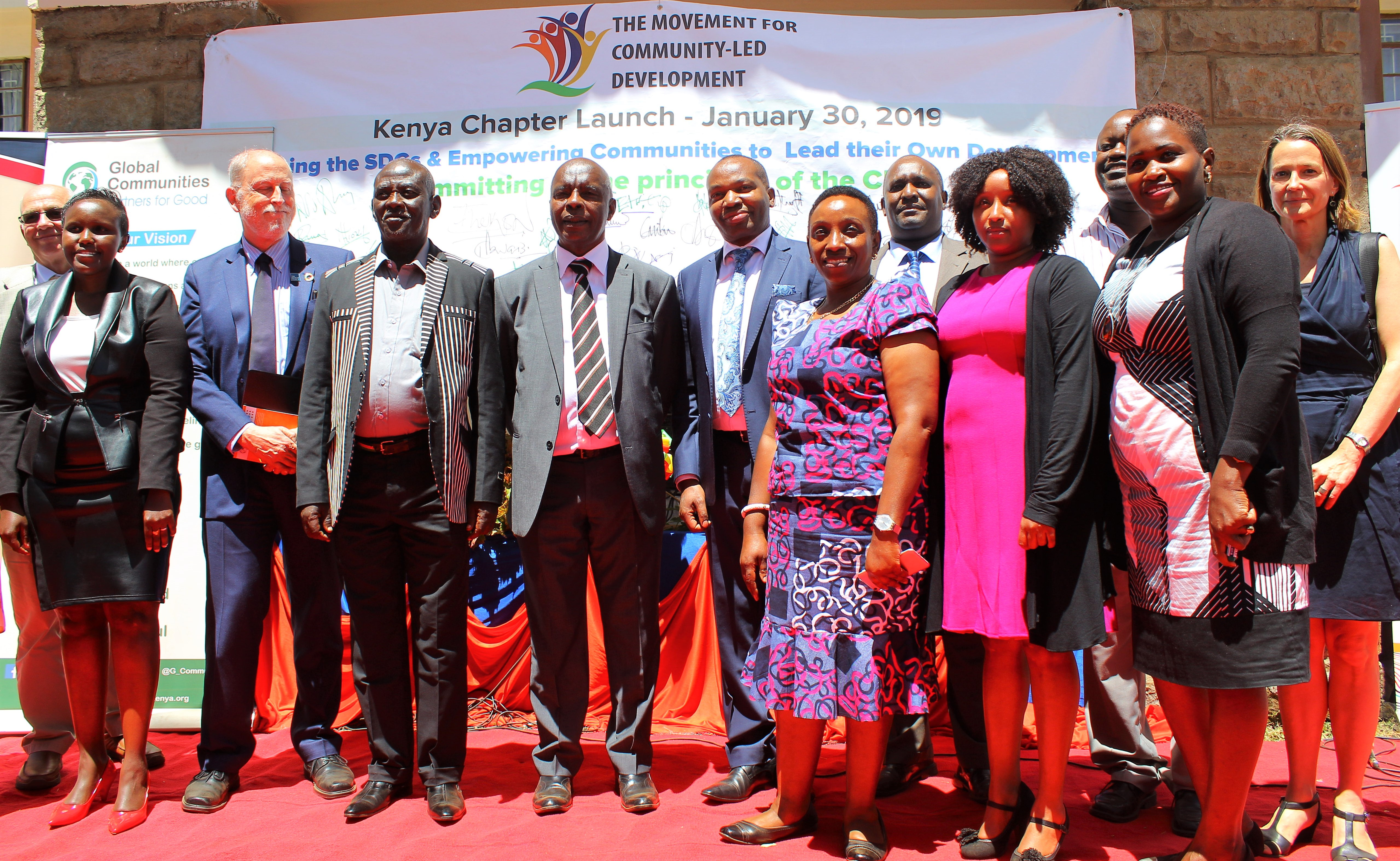 The Community-led Development (CLD) Movement Launches Kenya Chapter