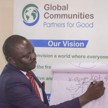 Global Communities Holds Regional Cooperative Learning Forum in Machakos County